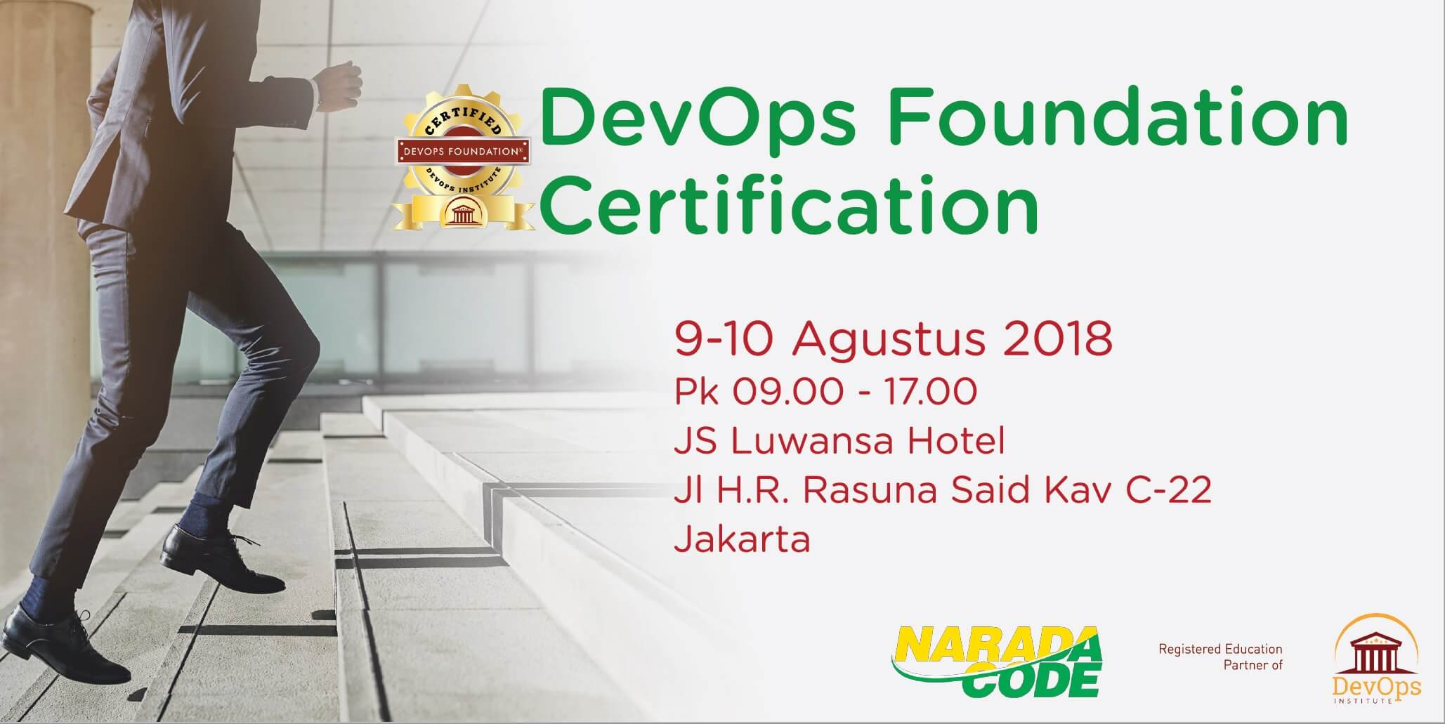 2 Days Devops Foundation Training And Certification Partner