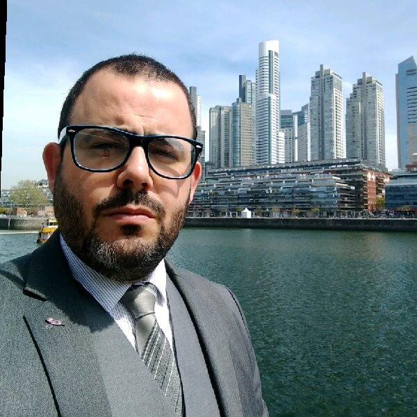 Ambassador Headshot Luciano Moreira da Cruz