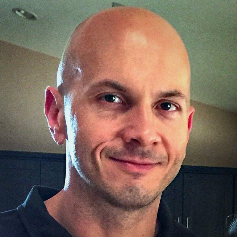 Ambassador Headshot Mike Pfeiffer