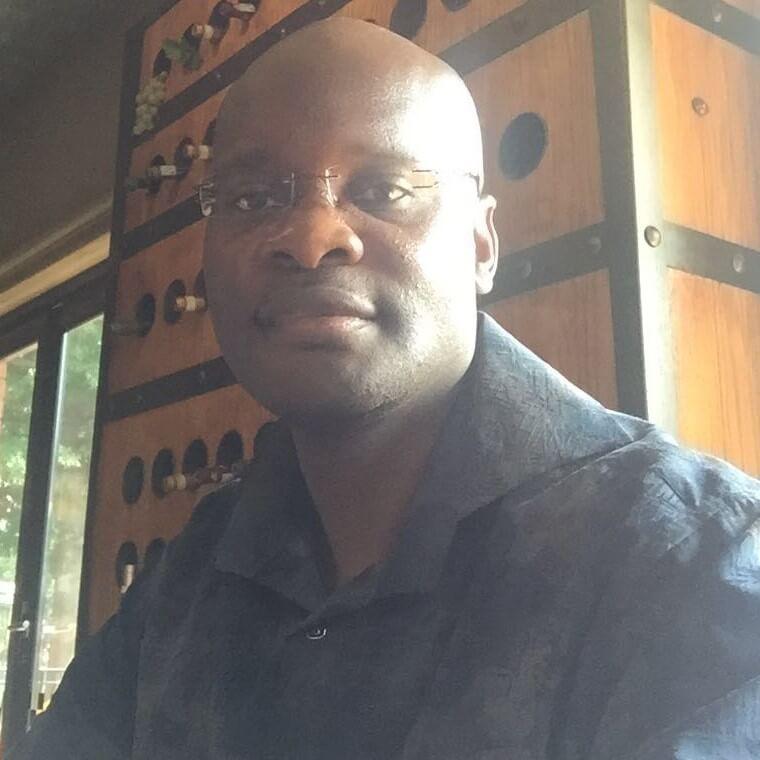 Ambassador Headshot Emmanuel Mwaba