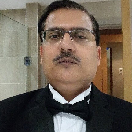 Ambassador Headshot Satyan Prakash