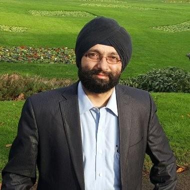 Ambassador Headshot Savinder Puri