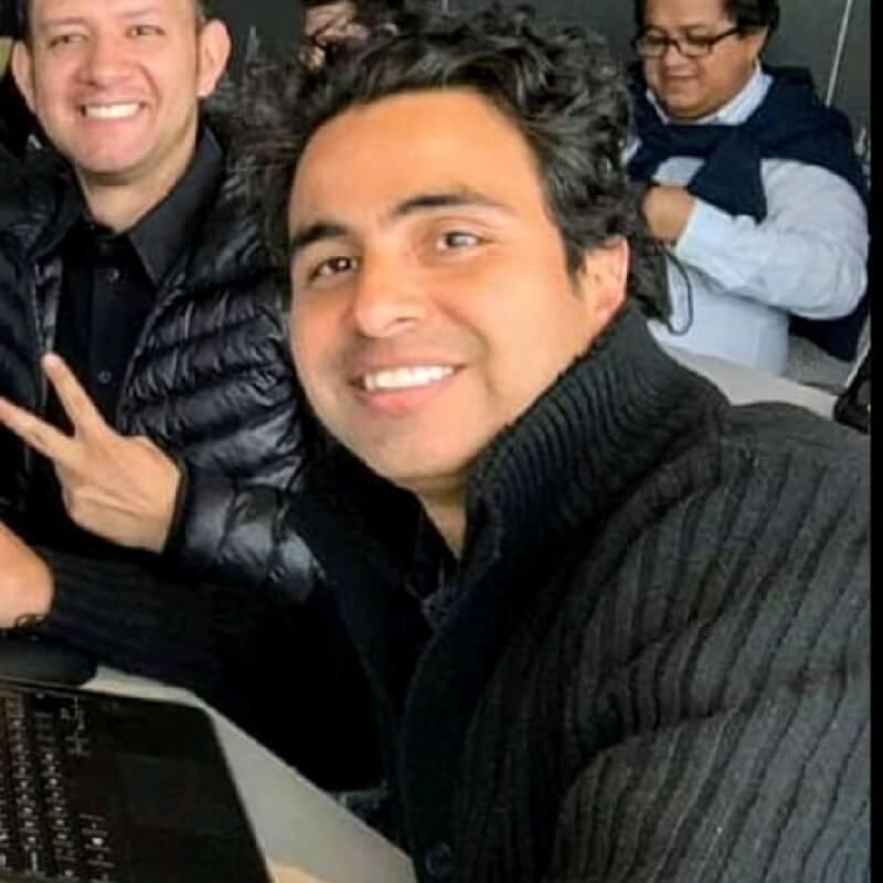 Ambassador Headshot Jimmy Quejada