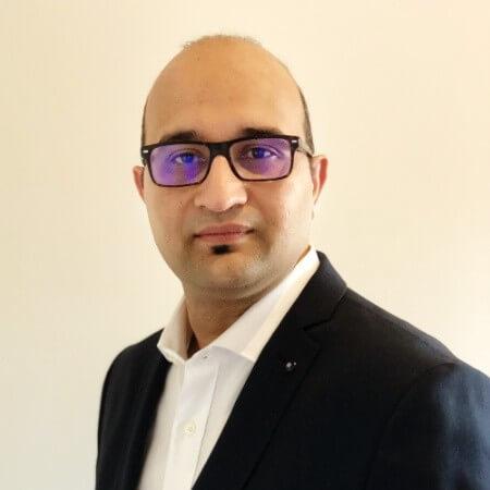 Ambassador Headshot Anshul Lalit