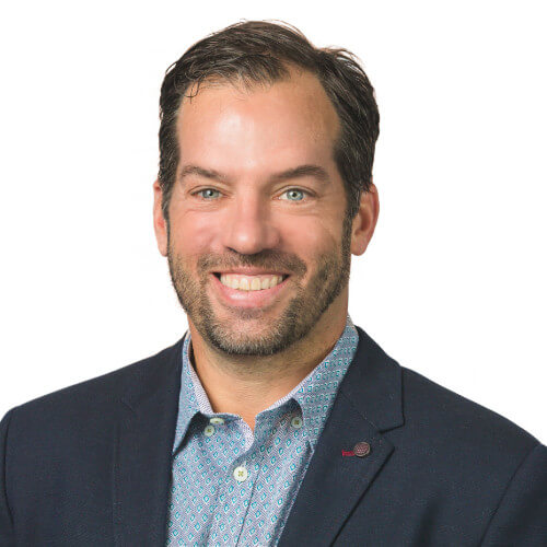 Ambassador Headshot Mike Kail