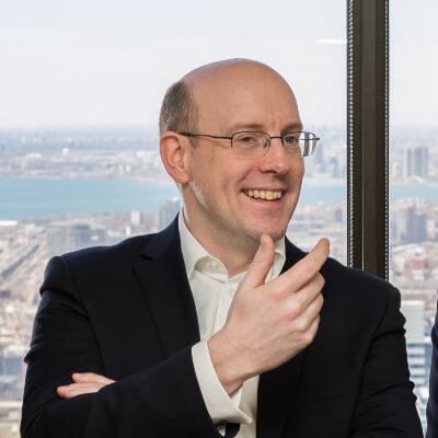 Ambassador Headshot Peter Maddison