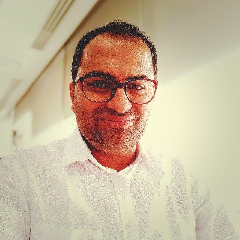 Ambassador Headshot Siddharth Pareek