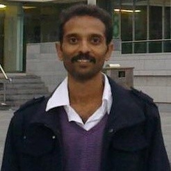 Ambassador Headshot Srinivasa Rao