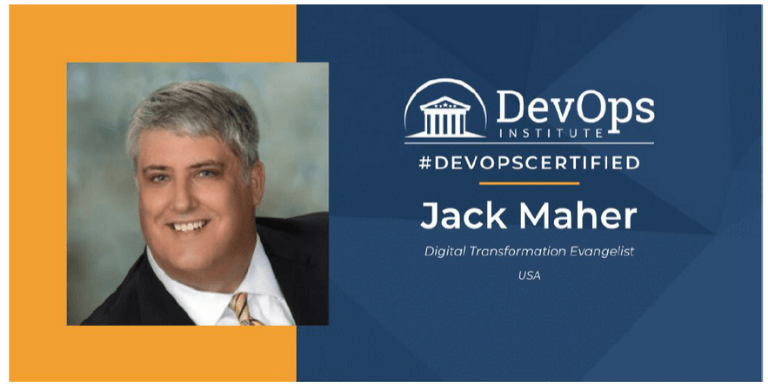 DevOps Institute Certification Spotlight with Jack Maher