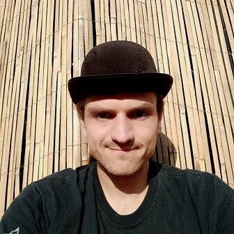 Ambassador Headshot Maciek Jarosz