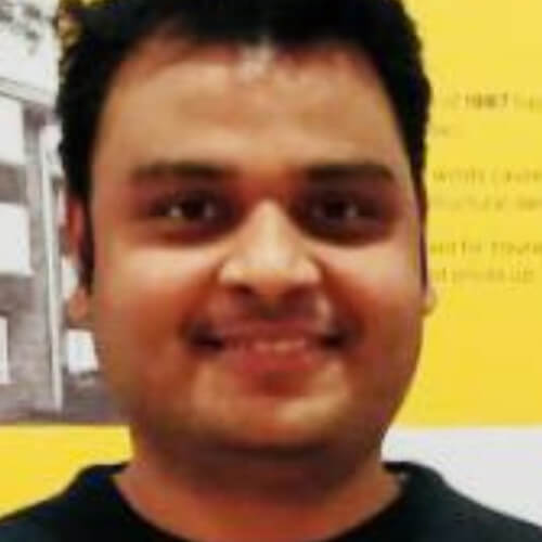 Ambassador Headshot Nikhil Thakare