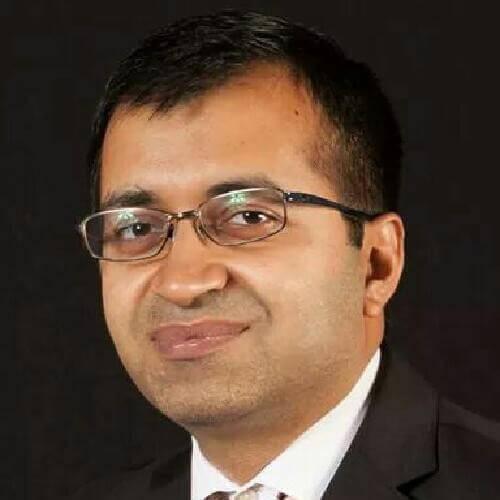 Ambassador Headshot Sushant Mehta