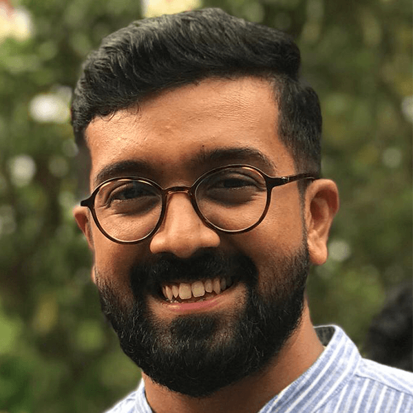 Ambassador Headshot Deepak Dinakaran