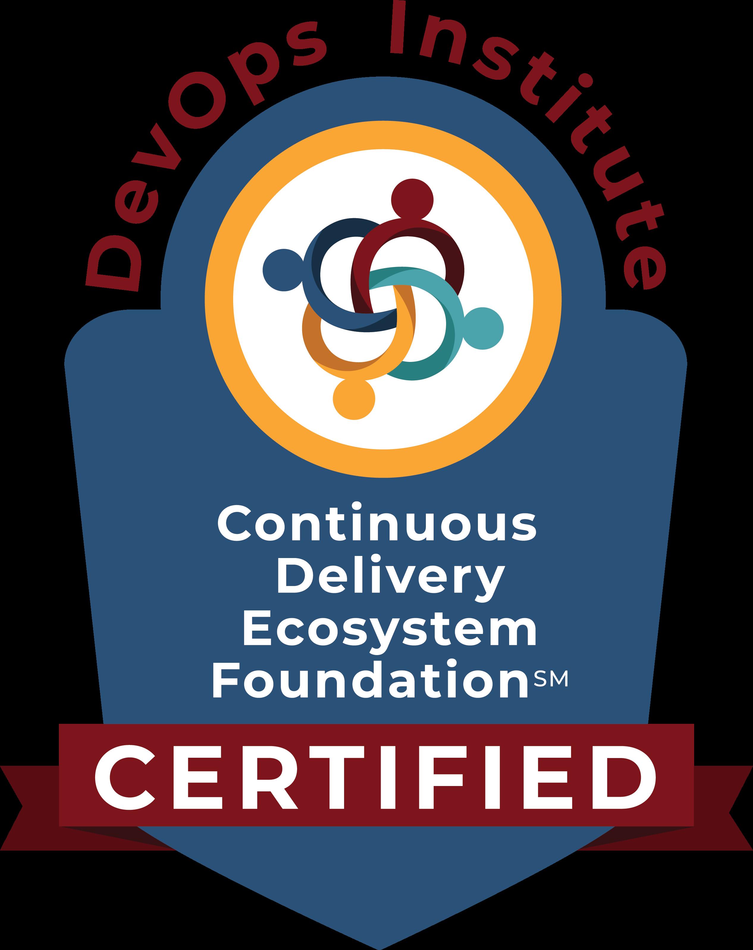 ContinuousDeliveryEcosystemFoundation