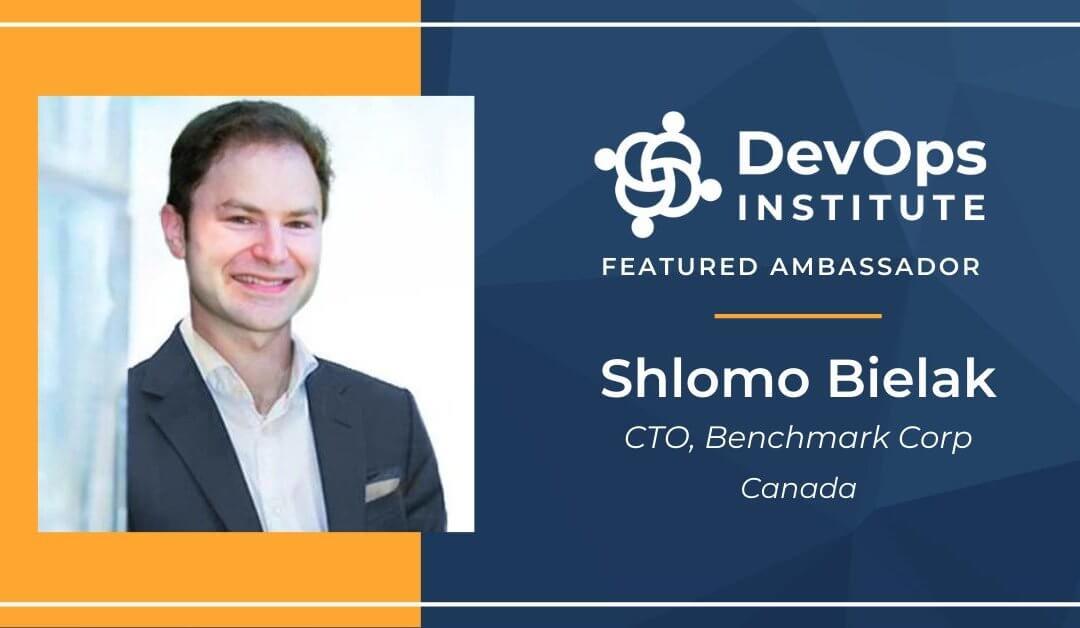 DevSecOps Learning with DevOps Institute Global Ambassador, Shlomo Bielak