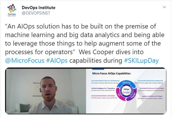 SKILUp Day AIOps