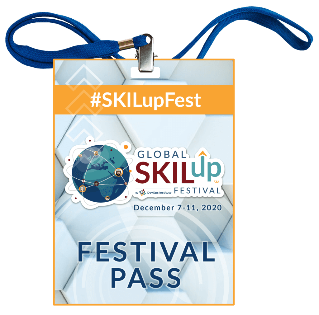 Global SKILupFest Pass