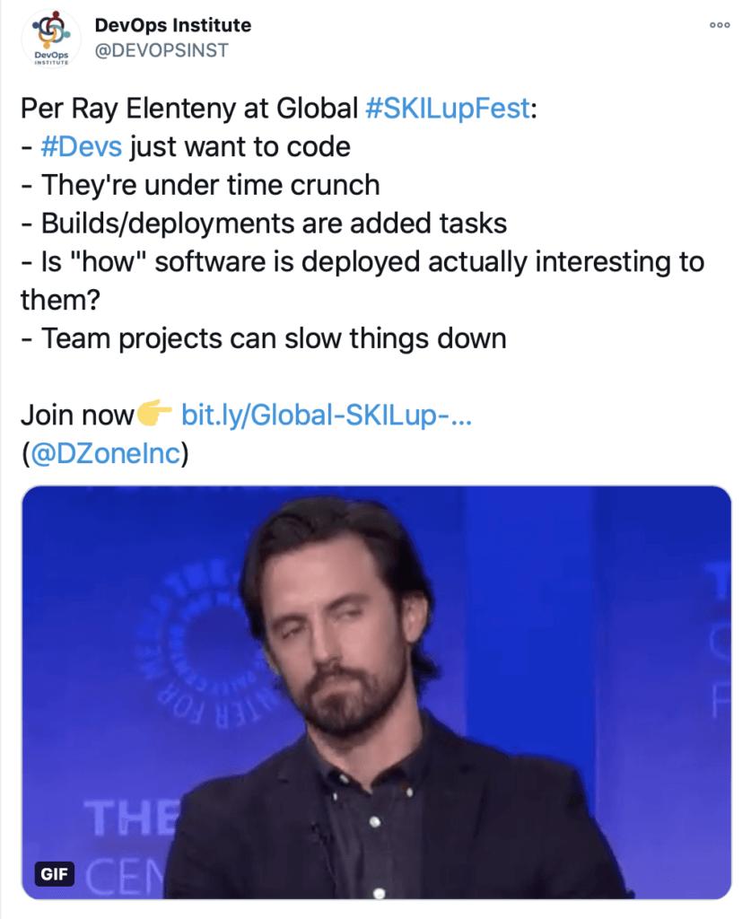 Ray Elenteny Global SKILupFest Presentation