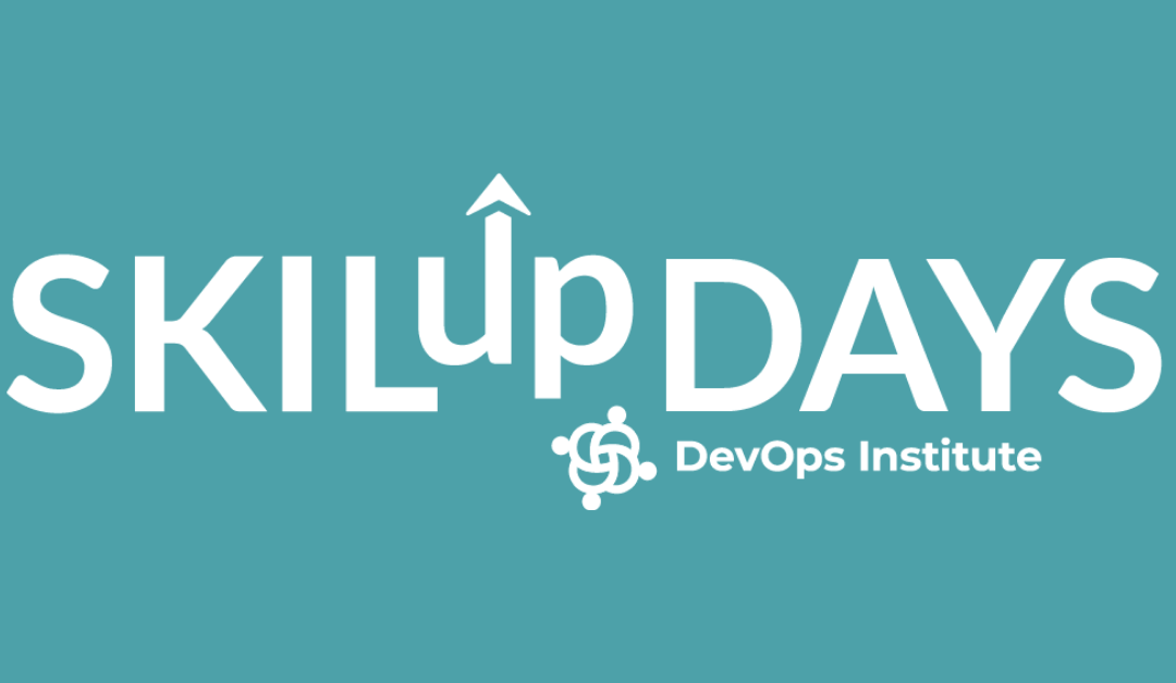 [Press Release] DevOps Institute Announces Upcoming SKILup Days Virtual Conference Lineup